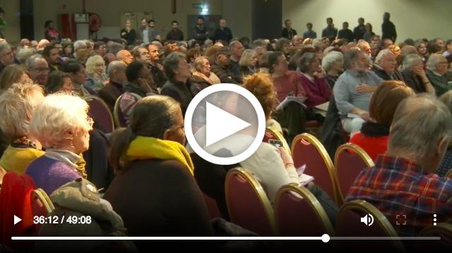 video meeting Daniel Gluckstein 16 février 2019