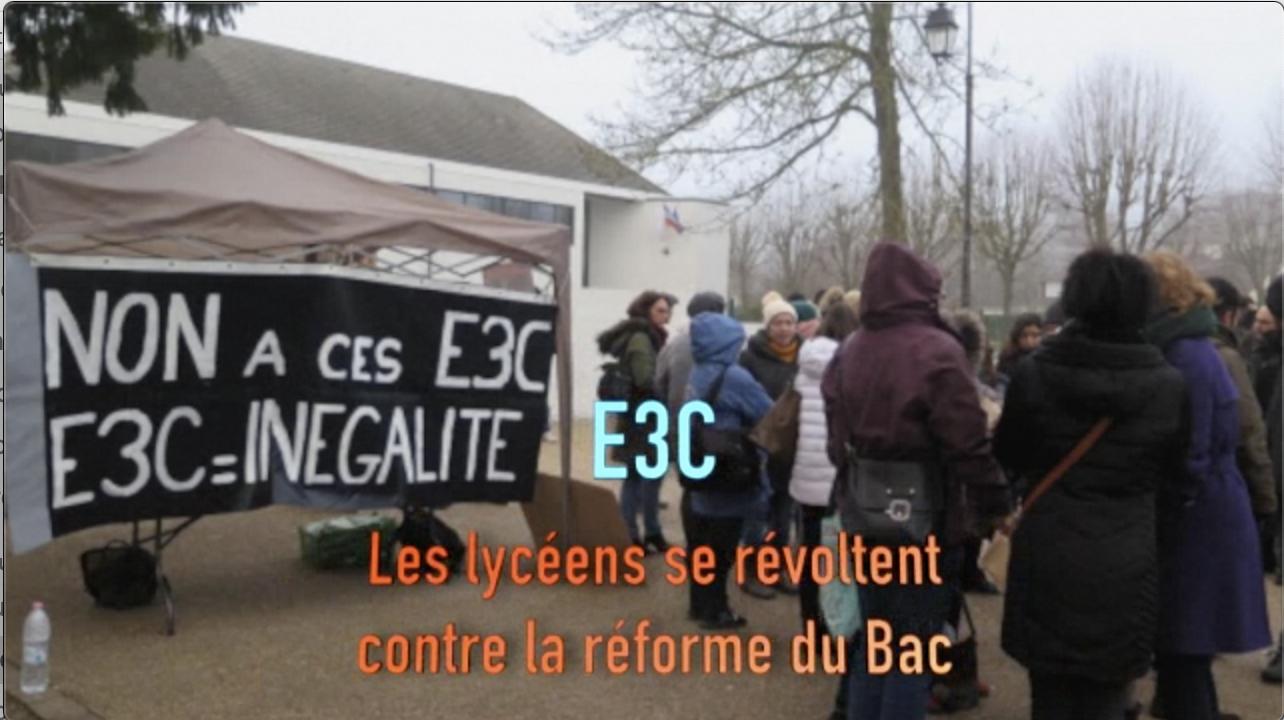 Les Infos-Hebdo du 13 février 2020 – Les lycéens se révoltent contre la réforme du bac