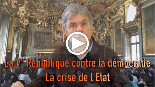 Les Infos-Hebdo du 06 février 2020 – La V°République contre la démocratie – l'Etat en crise
